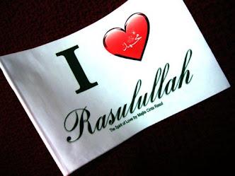 I LOVE RASULULLAH