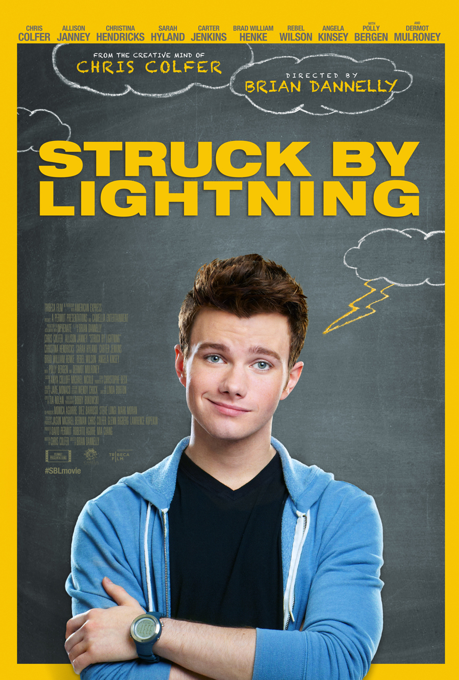 Struck By Lightning                         Struck By Lightning Movie Quotes