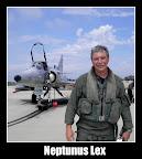 US Navy Capt. Carroll LeFon (Neptunus Lex)