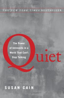 Quiet: The Power of Introverts in a World That Can't Stop Talking Susan Cain book review