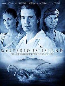 Hòn Đảo Bí ẩn - Mysterious Island