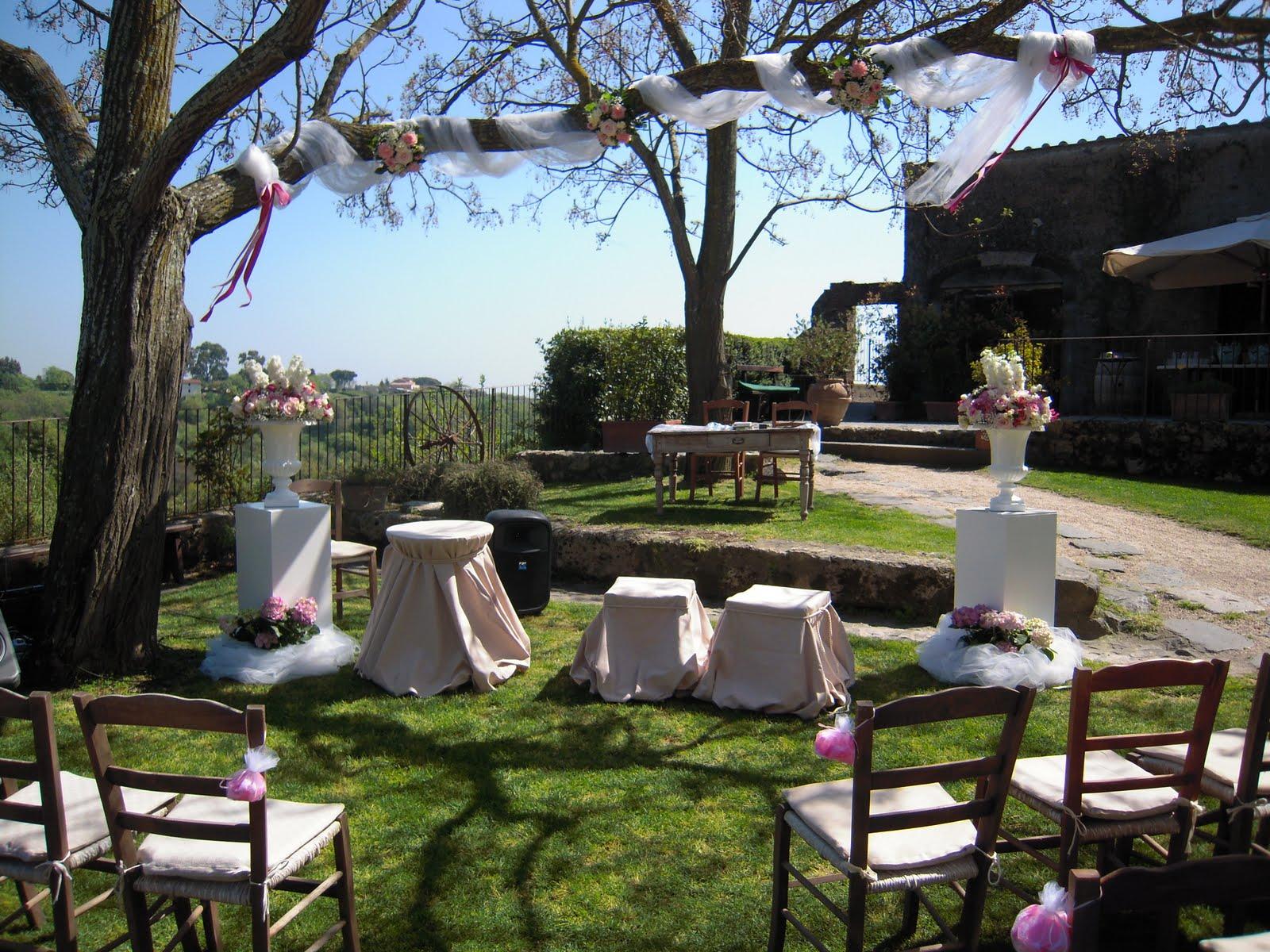 Ben noto DebraFlower - Amica degli sposi: Matrimonio in Giardino - Borgo di  PF55