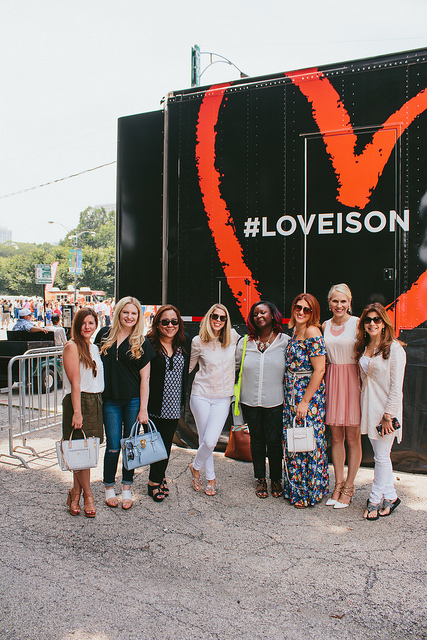 revlon, pop, up, shop, taste, of, Chicago