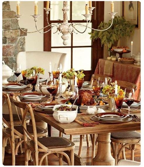 owen 39 s olivia christmas dinner table settings. Black Bedroom Furniture Sets. Home Design Ideas