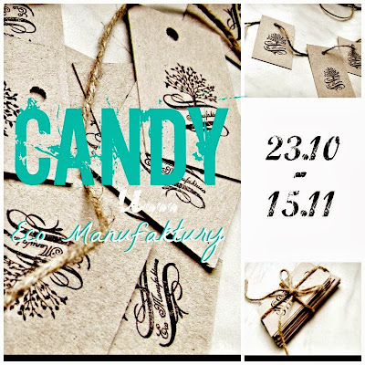 Candy u Eco Manufaktury