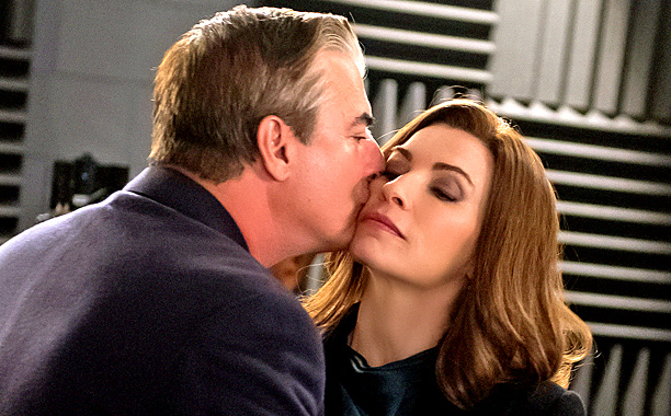 The Good Wife S06E09. Sticky Content