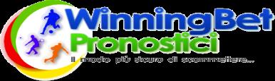 WinningBet Pronostici - Pronostici Calcio Serie A, B, Champions Europa League