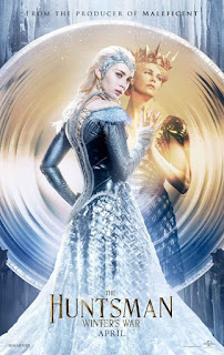 The Huntsman Winter's War ( 2016 )