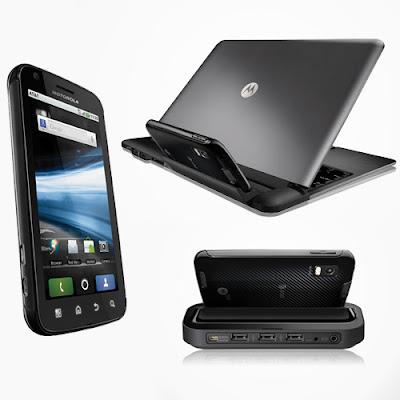 new Motorola ATRIX 4G Android Smartphone