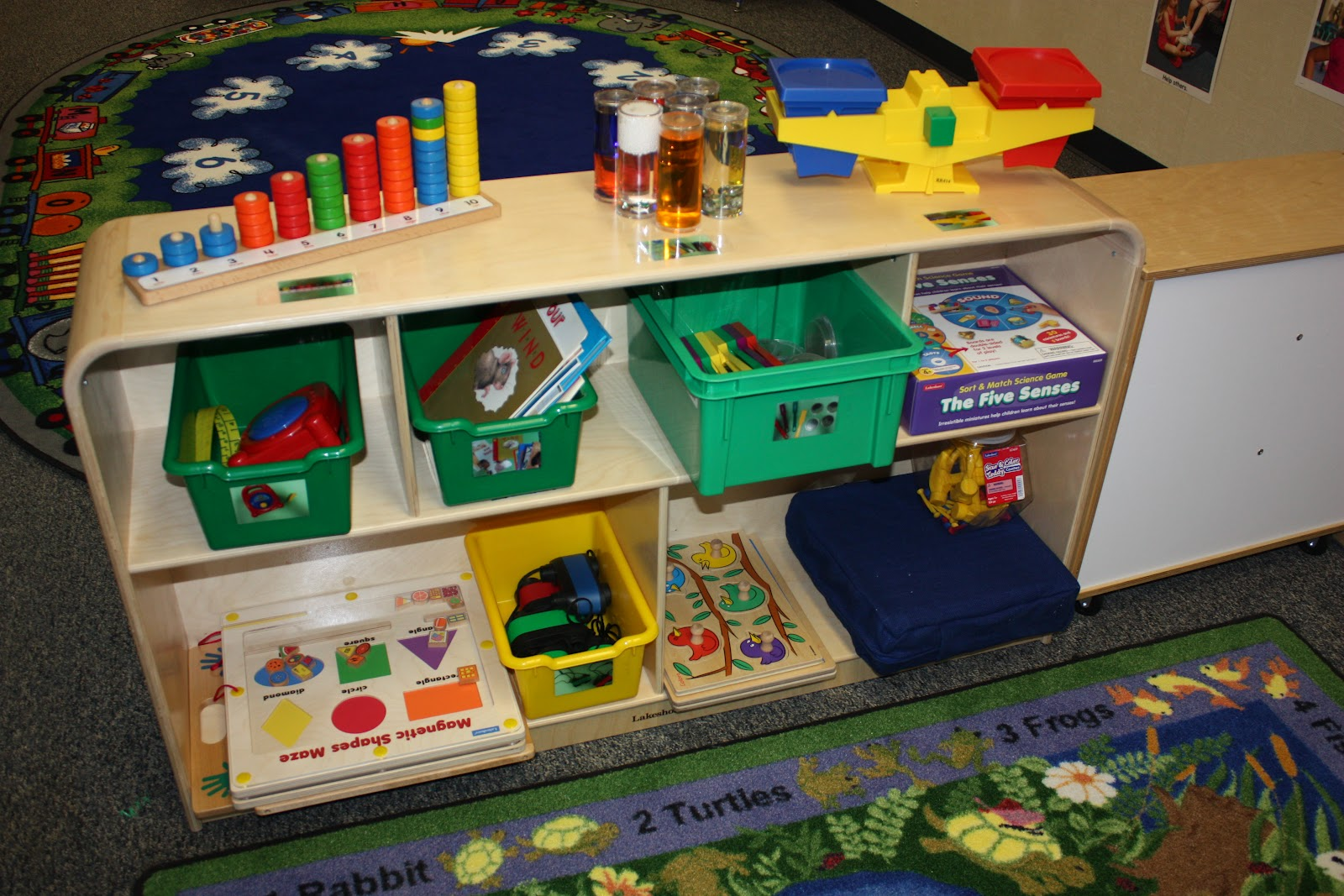 Classroom Center Ideas ~ More than abc s and preschool classroom set up