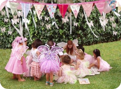 fiesta de cumpleaños para niñas de 6 a 8 años