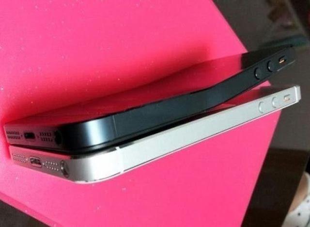 El iPhone 5 se dobla en el bolsillo trasero