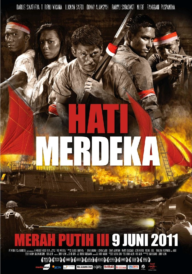 Free movie, Film shared: Indonesian Movie : Merah Putih 3