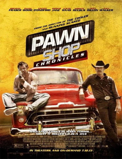 Ver Pawn Shop Chronicles (2013) Online