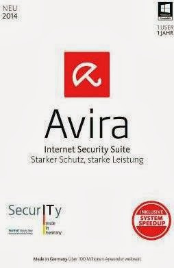 Download Avira Internet Security Suite 2014 + Ativação