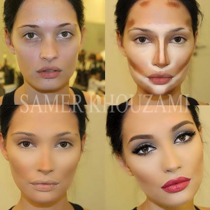 iluminar el rostro maquillaje