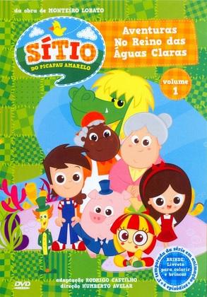 S�tio do Picapau Amarelo: Aventuras No Reino das �guas Claras Vol. 1