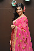 Adah Sharma Gorgeous in Pink Saree-thumbnail-16