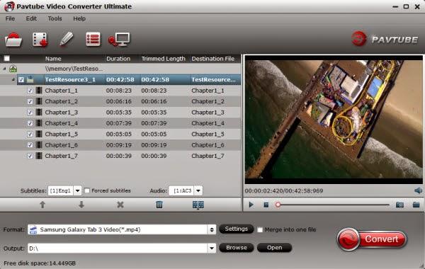 Galaxy Video Converter