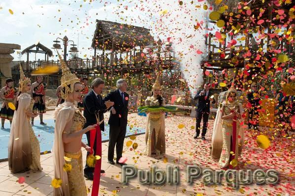Inauguración de Angkor