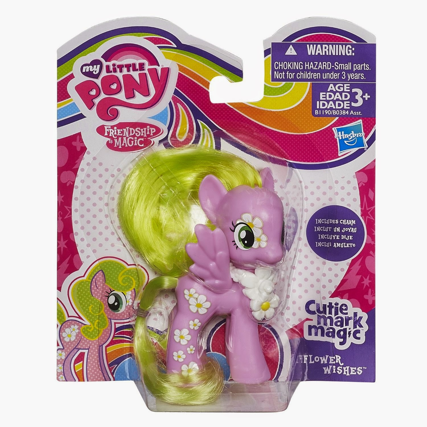 Images found of Flower Wishes Cutie Mark Magic Brushable ... Flower Wishes Mlp