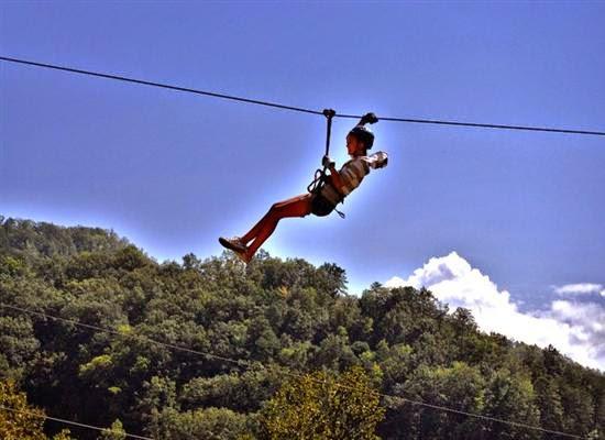 Smoky Mountains: odnajdź w sobie dziecko!