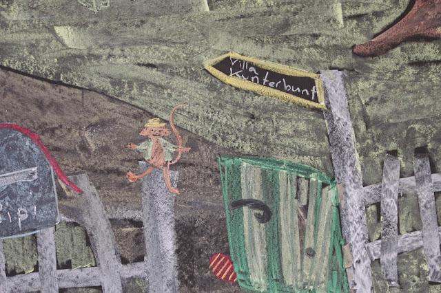Kindergarten Thema Pippi Langstrumpf