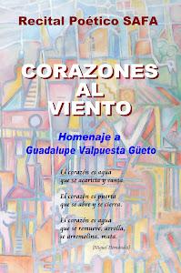 Cuarto volumen de la colección poética SAFA  2012