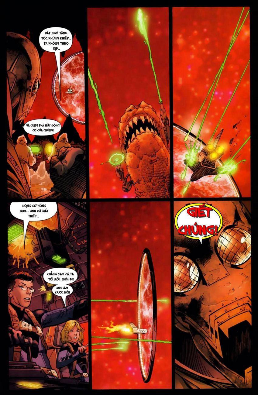 Ultimate Fantastic Four chap 17 - Trang 22
