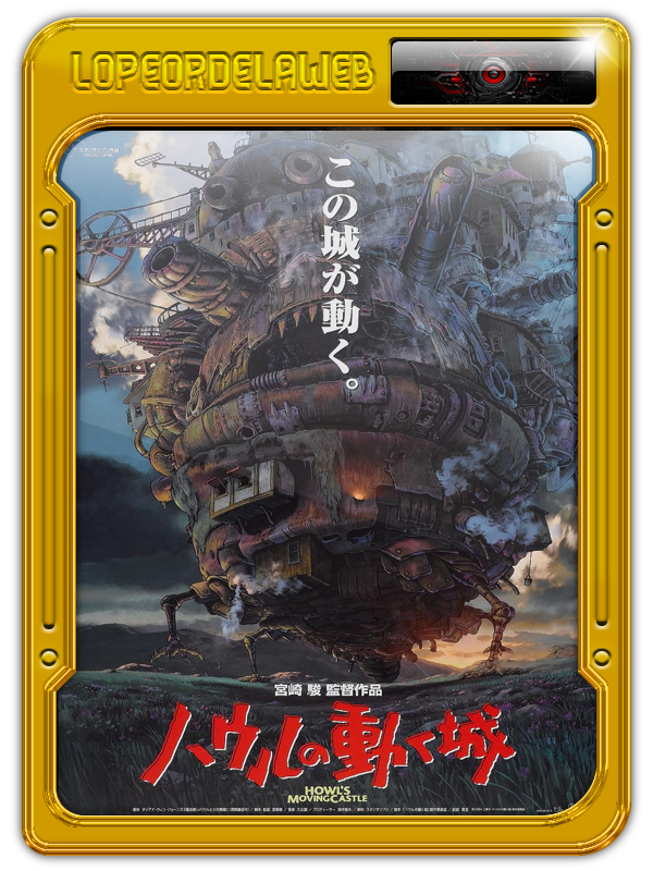Howl's Moving Castle (El Castillo Ambulante) (2004) 720p-Dua