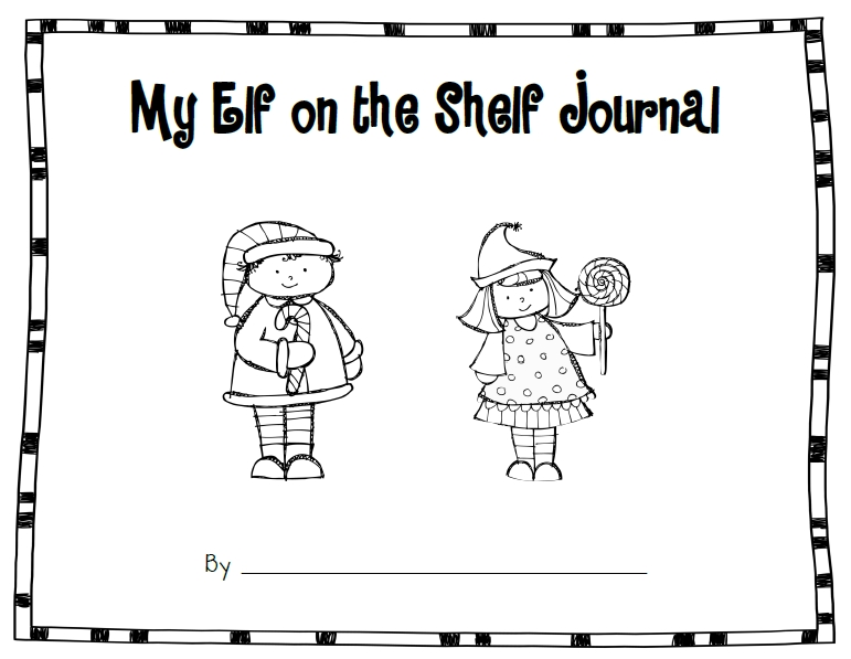 ... Template For Elf On The Shelf Good Bye Letter | New Calendar Template