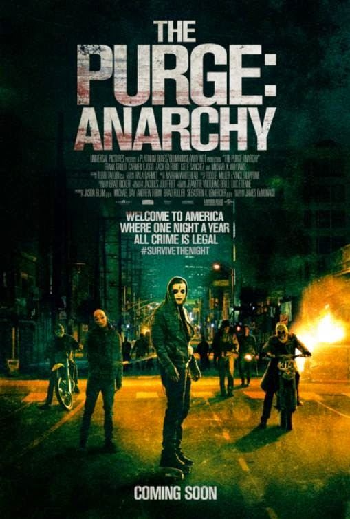 Anarchy, bestias, DeMonaco