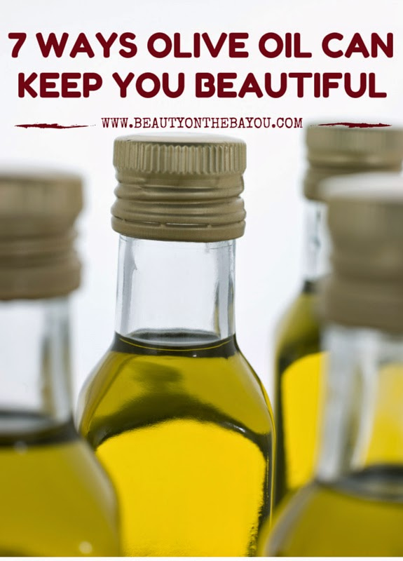 7 DIY Olive Oil Uses to Keep You Beautiful and Help You With Nails, Skin, Eye Makeup, Lips, Hair and Others