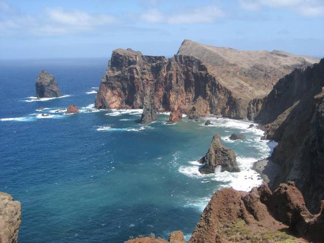 Sendero Punta San Lorenzo (Sao Lourenzo) Madeira