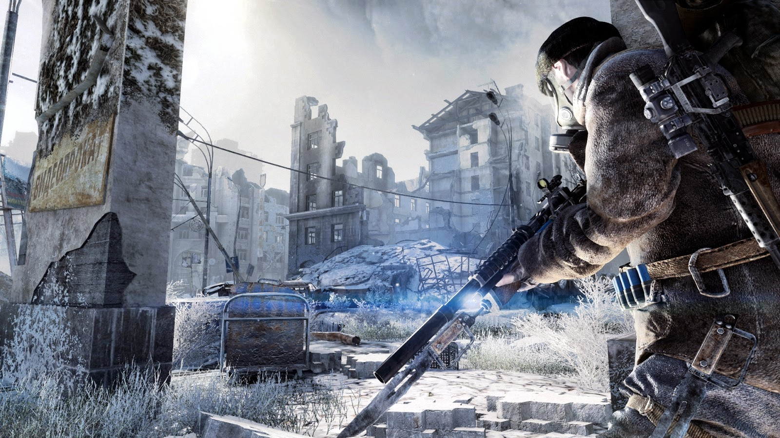 Metro 2033 Redux Fully Full Version PC Game