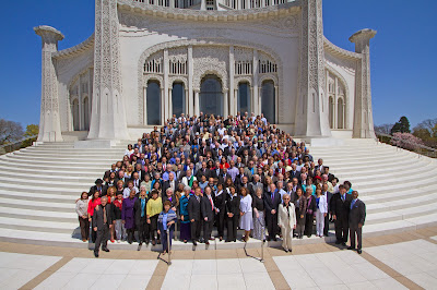 Делегаты Национального Съезда бахаи США