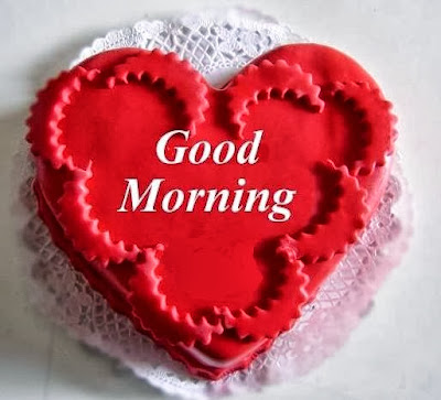 Good-morning in heart sms