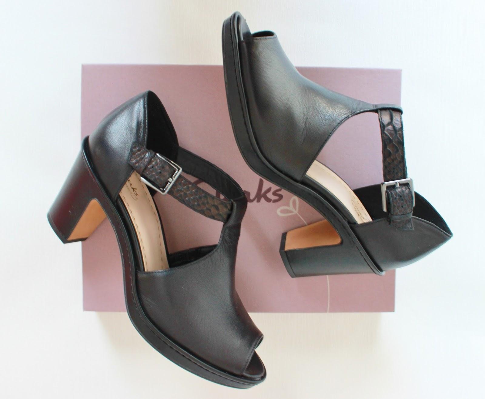 New Clarks Dulcie Meg shoes
