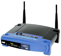 linksys router password setup