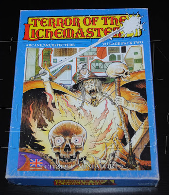 "Portada de ""Terror of the Lichemaster"""