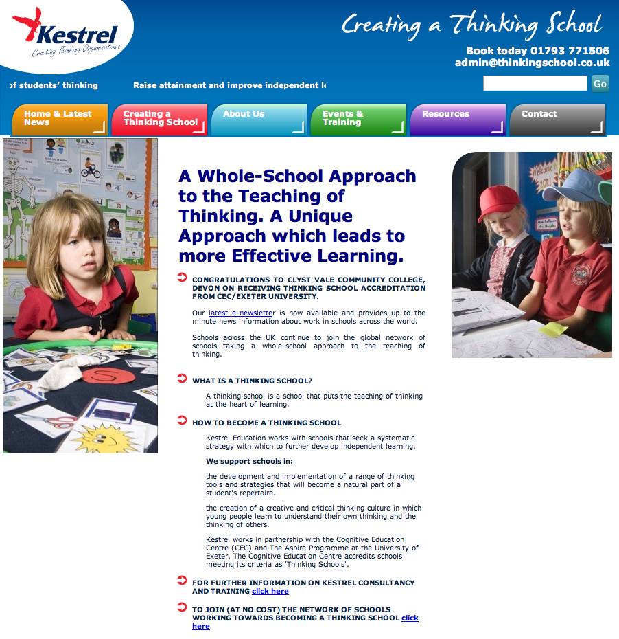 critical thinking in schools School nurse science social studies a well cultivated critical thinker: an experiment in the development of critical thinking, teacher's college.