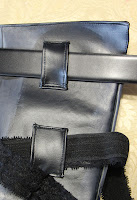 Loops on back of holster