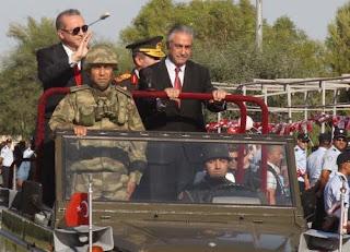 Ένας Λεβέντ(ης) Τουρκοκύπριος τα χώνει στον Σουλτάνο…Μυρίζεις αίμα και θάνατο!
