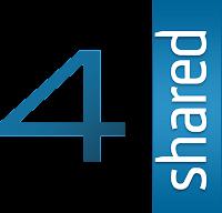 4shared atau yang beralamat di www.4shared.com adalah salah satu situs file sharing terbesar di dunia dimana di 4 share kita bisa download berbagai file ekstensi