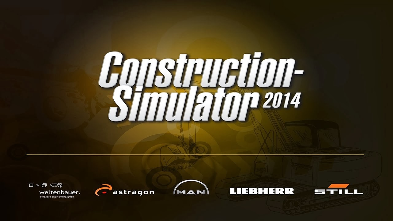 Free Download Construction Simulator 2014 APK + DATA Full Android Game