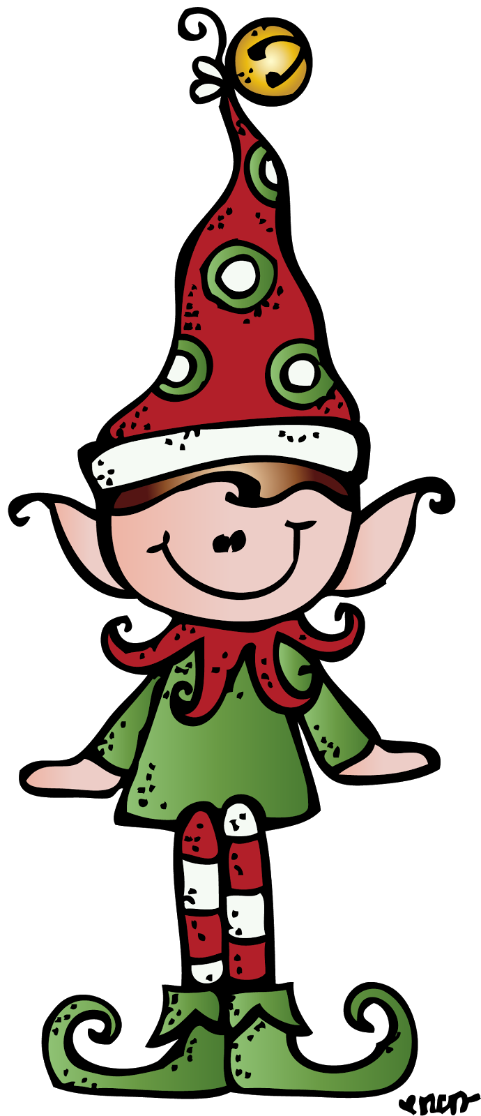 christmas elf clipart free - photo #43