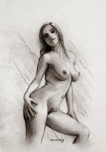 retratos-a-mujeres-a-lapiz