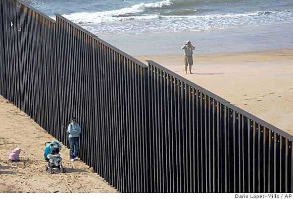 Frontera USA Mexico