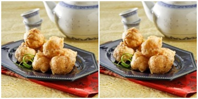 Bahan Resep Cara Membuat Bakso Goreng Ayam Paling Enak
