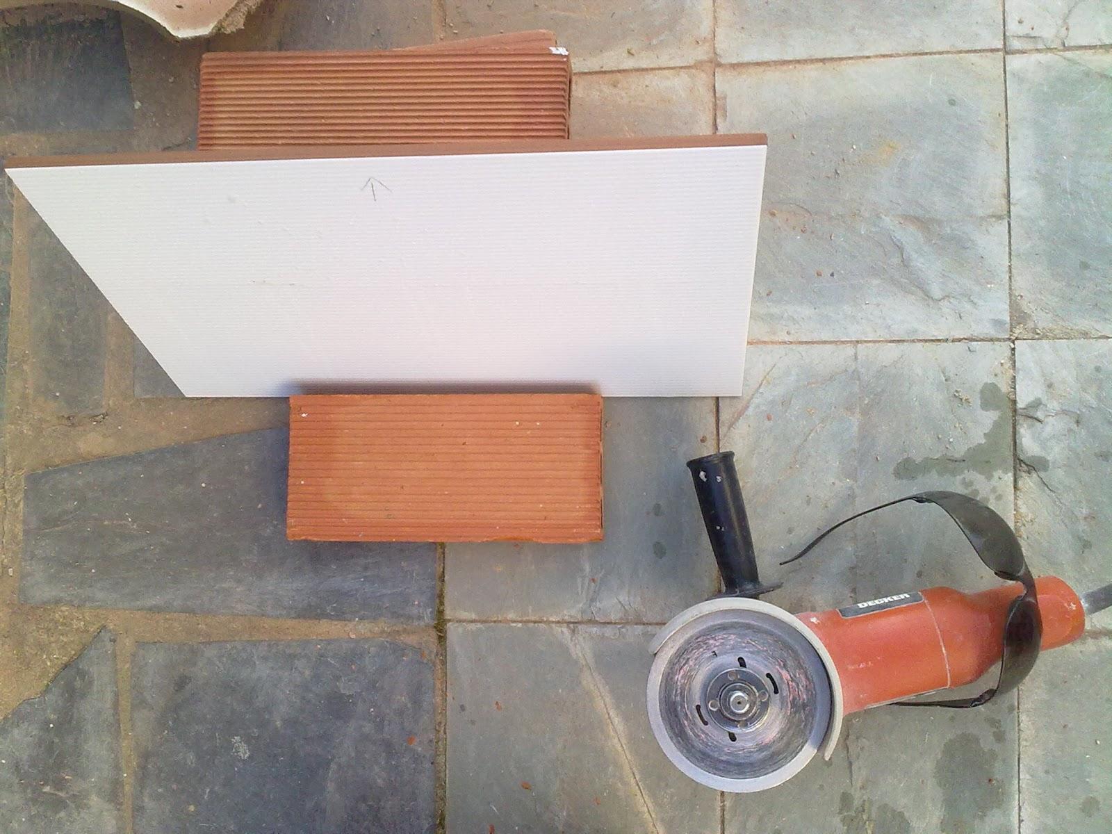 Azulejos alicatados y alicatadores cantonera o inglete for Como se pone ceramica